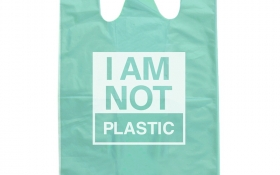 I am not plastic bag